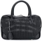 Golden Goose Deluxe Brand woven tote bag