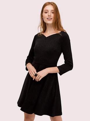 Kate Spade Sparkle Ponte Dress