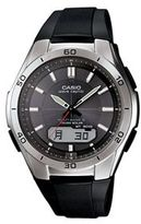 Casio Men's Wave Ceptor Analog & Digital Atomic Watch - WVAM640-1A