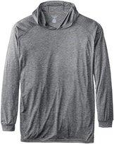 Champion Men's Big-Tall Powertrain Hooded T-Shirt