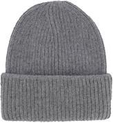 Golden Goose Deluxe Brand Grey Wool Hat