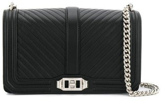 Rebecca Minkoff Love Crossbody Bag Nappa Leather