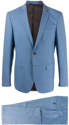 Tonello Fitted Two Piece Suit