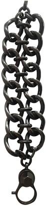 Gucci Grey Metal Bracelets