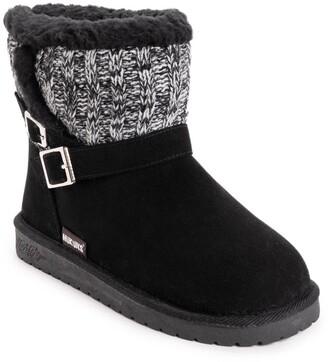 Muk Luks Alyx Faux Fur Lined Boot