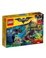 Batman LEGO The Movie Scarecrow Face-off