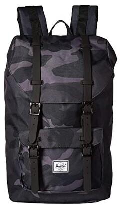 Herschel Little America Mid-Volume (Night Camo) Backpack Bags