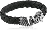 King Baby Studio Dragon Small Clasp Leather Bracelet