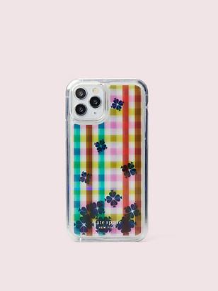Kate Spade Bella Plaid Liquid Iphone 11 Pro Case