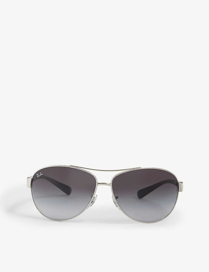 Thumbnail for your product : Ray-Ban RB3386 pilot sunglasses
