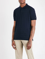 Tommy Hilfiger Slim-fit cotton-piqué polo shirt