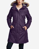 Eddie Bauer Women's Superior Down Stadium Coat