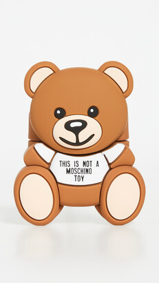 Moschino Teddy Airpods Case