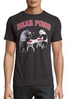 Riot Society Bear Pong Pure Cotton T-Shirt