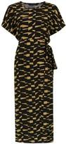 Andrea Marques printed dress
