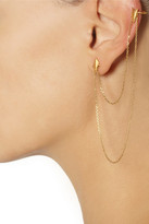 Maria Black D'arling gold-plated earring
