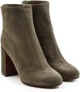 L'Autre Chose LAutre Chose Suede Ankle Boots