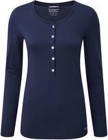 Craghoppers Womens/Ladies Gracefield Long Sleeved T-Shirt
