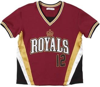 Dolce & Gabbana Royals Cotton Jersey T-shirt