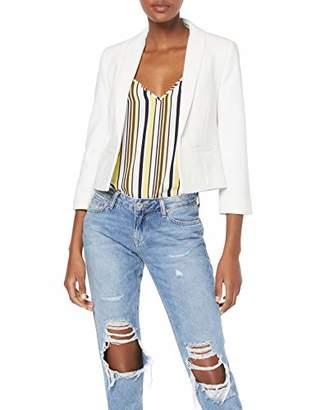 New Look Women's Harper Crop Jacket,8 (Manufacturer Size:8)
