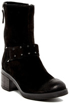 Manas Design Suede Mid-Calf Boot