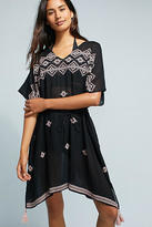 Seafolly Embroidered & Tasseled Cover-Up