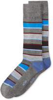 Alfani Men's Pop Stripe Socks, Only at Macy's