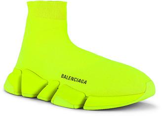 Balenciaga Speed Lt 2.0 in Fluo Yellow | FWRD