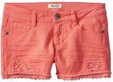 Mudd Girls 7-16 & Plus Size Crochet Shorts