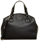 Cole Haan Seneca Large Leather Dome Satchel