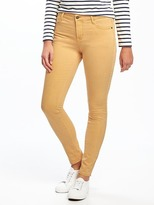 Old Navy Mid-Rise Pop-Color Rockstar Jeans for Women