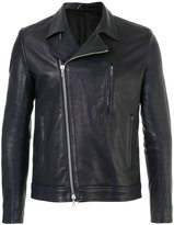Attachment biker jacket