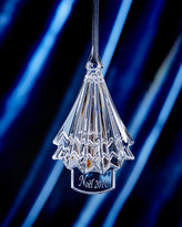 Baccarat 2016 Annual Tree Christmas Ornament