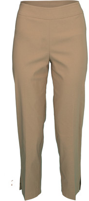 Avenue Montaigne Camel Peggy Pant