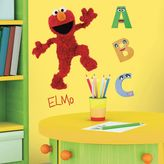 Sesame Street Roomates Giant Elmo Wall Decal