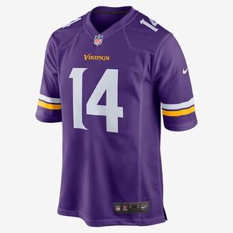 Nike Men's Game Football Jersey NFL Minnesota Vikings (Stefon Diggs)