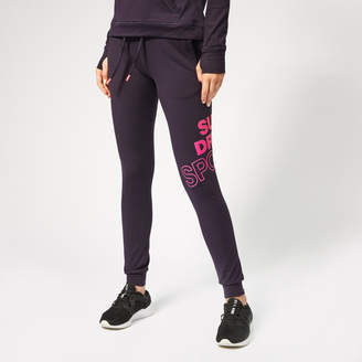 Superdry Sport Women's Core Graphic Joggers
