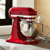 Crate & Barrel KitchenAid ® Artisan Empire Red Stand Mixer