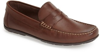 Sandro Moscoloni 'Paris' Leather Penny Loafer