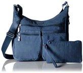 Baggallini Nylon Everywhere Shoulder Handbag Bag