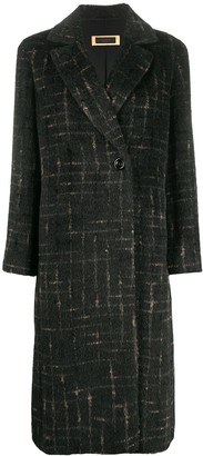 Peserico Single-Breasted Button-Up Coat