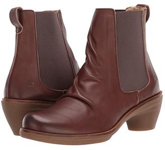 El Naturalista Aqua N5355 (Brown) Women's Shoes