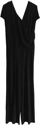 By Malene Birger Black Polyester Jumpsuits
