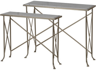 A&B Home Natick Console Tables
