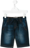 Levi's Kids - faded denim shorts - kids - Cotton/Polyester/Spandex/Elastane - 3 yrs