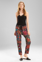 Natori Josie Quilted Mojave Track Pant