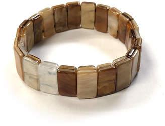 Lets Accessorize Marbleized Acetate Bracelet