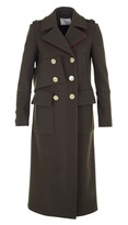 Tibi Admiral Overcoat