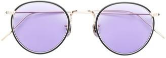 Eyevan 7285 Round Shaped Sunglasses