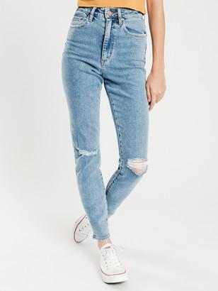 Lee High Licks Crop Jeans in Beauty